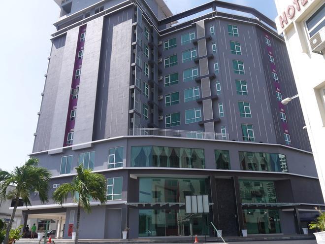 馬六甲市中心酒店 - 馬六甲 - 馬六甲 - 建築