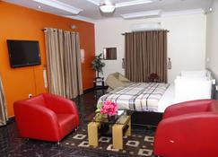 Prescott Hotels - Asaba - Makuuhuone