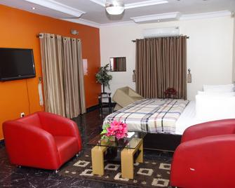 Prescott Hotels - Asaba - Bedroom