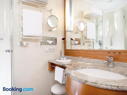 Travel Charme Strandidyll Heringsdorf - Heringsdorf - Bathroom