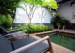 暹粒柏悅飯店 - 暹粒 - 游泳池
