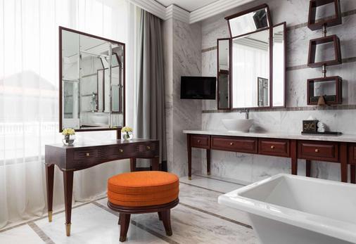 暹粒柏悅飯店 - 暹粒 - 浴室