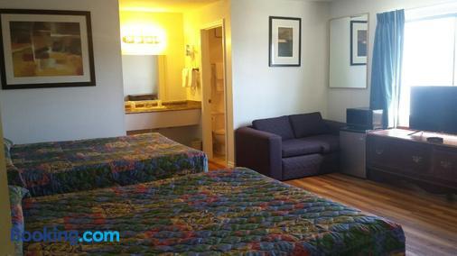 Nites Inn Motel - Seattle - Bedroom