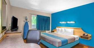 Motel 6 Atlanta Downtown - Atlanta - Bedroom