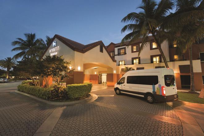 邁阿密機場 Hyatt House 酒店 - 邁阿密 - 邁阿密 - 建築