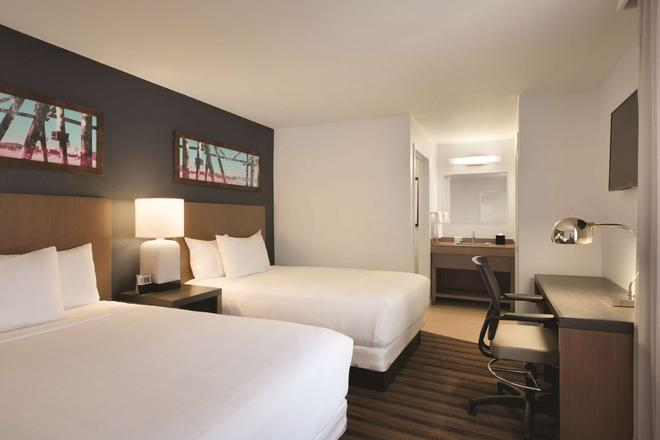 邁阿密機場 Hyatt House 酒店 - 邁阿密 - 邁阿密 - 臥室