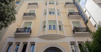 Cosmopolit Athens Hotel - Atenas - Edificio