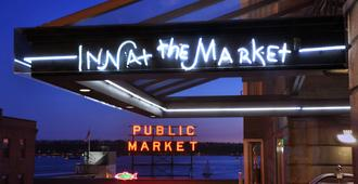Inn at the Market - Seattle - Outdoors view