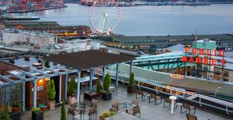 Inn at the Market - Seattle - Terrasse