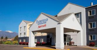 Fairfield by Marriott Inn & Suites Colorado Springs South - Colorado Springs - Bâtiment