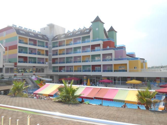 The Colours Side Hotel - Side (Antalya) - Edificio