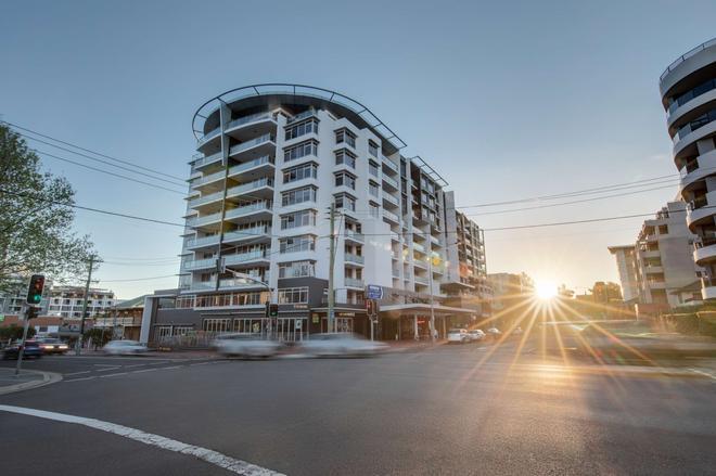 Adina Apartment Hotel Wollongong - Wollongong - Building