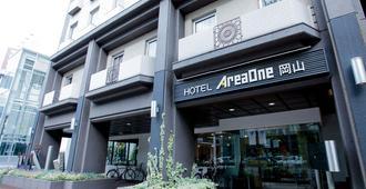 岡山Areaone飯店 - 岡山市