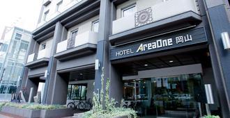 Hotel Areaone Okayama - Okayama