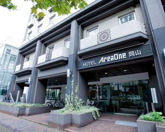 Hotel Areaone Okayama - Okayama - Toà nhà