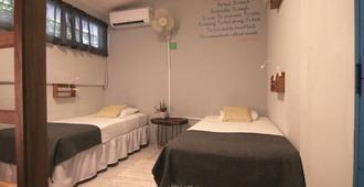 La Bicicleta Hostal - Hostel - Managua - Schlafzimmer