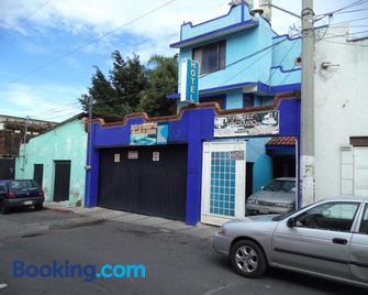 Hotel Ocampo - Oaxtepec - Building