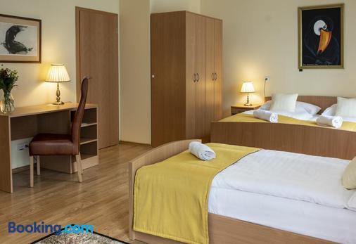 Hotel Pavilon - Říčany - Bedroom