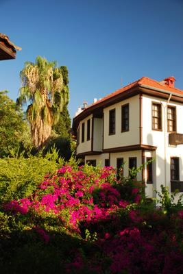 Deja Vu Hotel Kaleici - Antalya - Näkymät ulkona