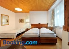 Hotel National Bern - Bern - Bedroom