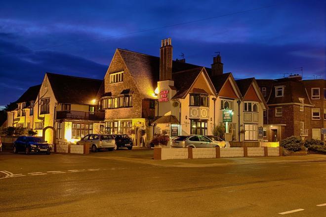 Gable End Hotel - Great Yarmouth - Rakennus