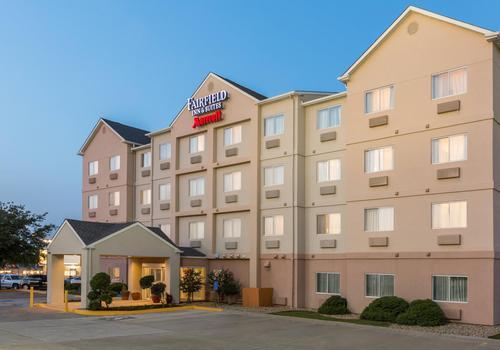 Fairfield Inn Suites Abilene Mulai Rp 1 021rb R P 1 7 1 9 R B Abilene Hotel Kayak