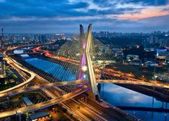 Ibis Sao Paulo Ibirapuera - São Paulo - Extérieur