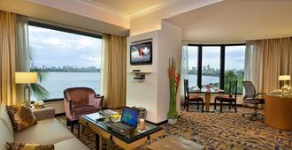 Hotel Marine Plaza - מומבאי - סלון