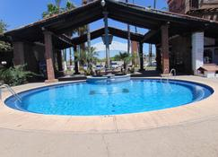 Hotel El Rancho - Navojoa - Bể bơi