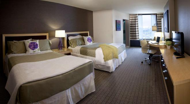 Plaza Hotel & Casino - Las Vegas - Bedroom
