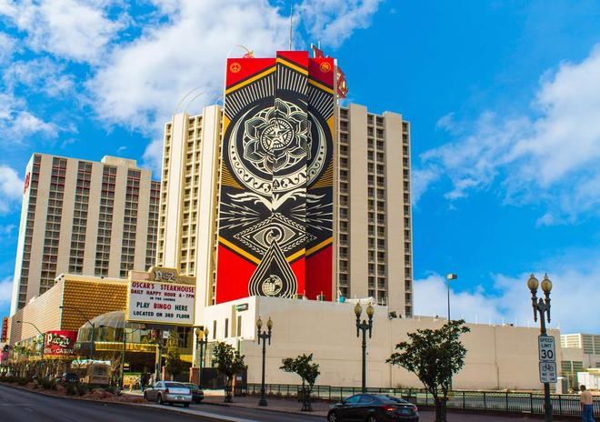 Plaza Hotel & Casino - Λας Βέγκας - Κτίριο