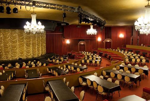 Plaza Hotel & Casino - Las Vegas - Sala de banquetes