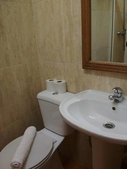 Braganca Oporto Hotel - Porto - Bathroom