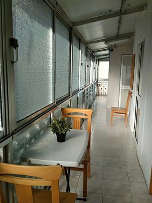 Braganca Oporto Hotel - Porto - Balcony