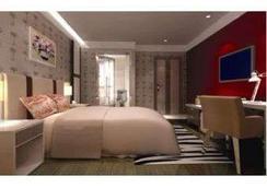 Super 8 by Wyndham Harbin Zhongyang Street - Cáp Nhĩ Tân - Phòng ngủ