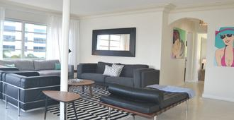 North Beach Hotel - Fort Lauderdale - Living room