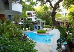 Hotelday+ Kenting - Hengchun - Bể bơi