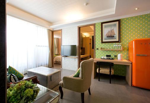 Hotelday+ Kenting - Hengchun - Phòng khách