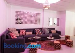 We Hostel Palma - Albergue Juvenil - Palma de Mallorca - Lounge