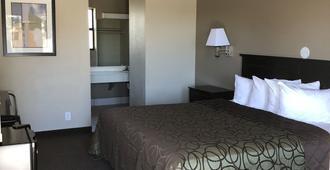 Mountain View Inn - Flagstaff - Camera da letto