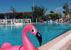 Mavi Restaurant & Bistro Villas - Didim - Pool