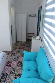 Mavi Restaurant & Bistro Villas - Didim - Living room