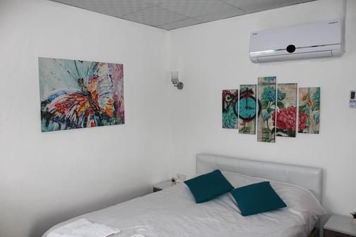 Mavi Restaurant & Bistro Villas - Didim - Bedroom