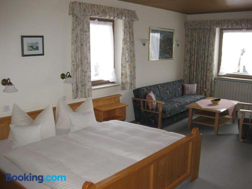 Gastehaus Heimgarten - Bad Wiessee - Bedroom