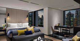 The Murray, Hong Kong, A Niccolo Hotel - Hong Kong - Phòng ngủ