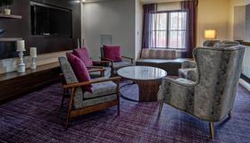 Courtyard by Marriott Kansas City Country Club Plaza - Kansas City - Living room