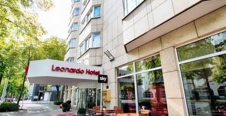 Leonardo Hotel Düsseldorf City Center - Düsseldorf - Edificio