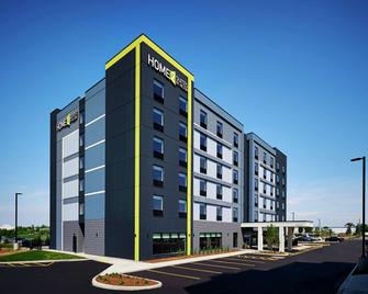 Home2 Suites by Hilton Brantford - Brantford - Building