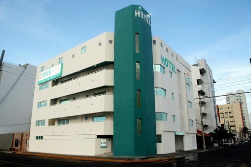 Real De Boca Hotel - Boca del Río - Rakennus
