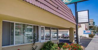 Quality Inn Santa Cruz - Santa Cruz - Edificio